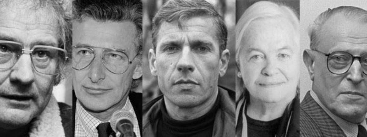 Dit Zijn De Grootste Naoorlogse Nederlandse Schrijvers 2docnl